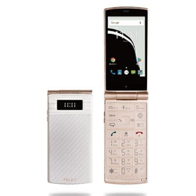 スマートフォン・タブレット, 携帯電話本体  P-UP Mode1 RETRO (MD-02P) White SIM 6