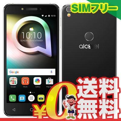 新品 未使用 simfree Alcatel SHINE LITE 5080F-2HALJP7 プライム・ブラック 本体新品 未使用 Al...