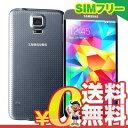 中古 Samsung GALAXY S5 LTE SMG906K 32GB Charcoal Black韓国版 SIMフリ スマホ 本体 当社1ヶ月間保証中古  携帯少年