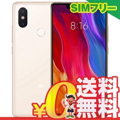 新品 未使用 simfree Xiaomi Mi8 SE Dual-SIM 【Gold 6GB 64GB 中国版】 本体新品 未使用 Xiaomi...