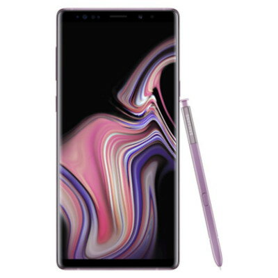 新品 未使用 simfree Galaxy note9 Dual-SIM SM-N9600【Lavender Purple 6GB 128GB 香港版】 本...