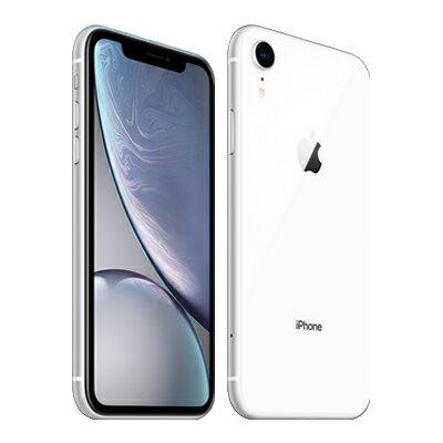 au 【SIMロック解除済】iPhoneXR A2106 (MT032J/A) 64GB ホワイト 新品 未使用 スマホ 白ロム 本...
