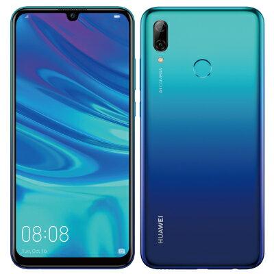 新品 未使用 simfree HUAWEI nova lite 3 POT-LX2J Aurora Blue【国内版】 本体新品 未使用 HUAW...