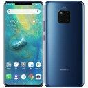 【SIMロック解除済】Softbank Huawei Mate 20 Pro LYA-L09 ミッドナイトブルー Huawei 当社3ヶ月間保証 中古 【 中古スマホとタブレット販売のイオシス 】