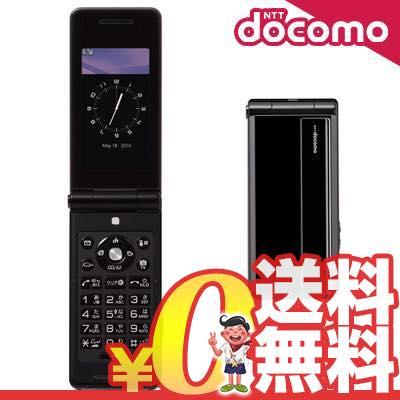 新品 未使用 P-07B ブラック docomo ガラケー 中古 本体 携帯電話 送料無料【中...