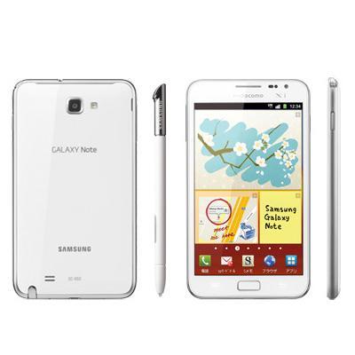 新品 未使用 SC-05D Samsung Galaxy Note docomo スマホ 白ロム 本体 送料無料