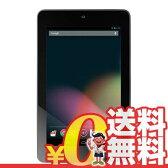 中古 Google Nexus7 (Nexus7-16G) 16GB Black【2012/Wi-Fiモデル】 7インチ アンドロイド タブレット 本体 送料無料【当社1ヶ月間保証】【中古】 【 携帯少年 】