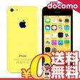 白ロム docomo iPhone5c Yellow 16GB [ME542J/A] [中古Bランク]【当社1ヶ月間保証】 スマホ 中古 本体 送料無料【中古】 【 携帯少年 】