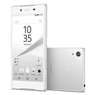新品 未使用 simfree Xperia Z5 E6653 LTE [White 32GB 海外版] 本体新品 未使用 Sony Xperia Z5...