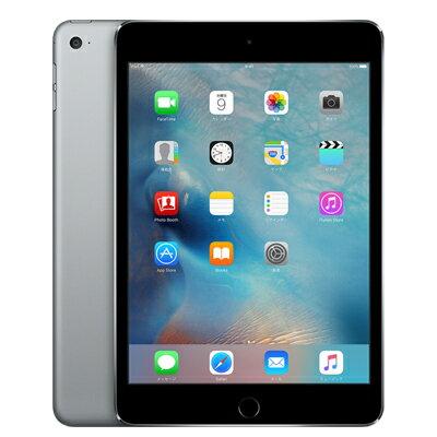 未使用 iPad mini4 Wi-Fi (MK9N2J/A) 128GB スペースグレイ【当社6ヶ月保証】 タブレット 中古 本体【中古】 【 携帯少年 】:携帯電話とスマホケースの携帯少年