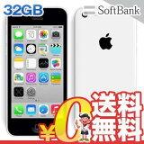 白ロム SoftBank iPhone5c 32GB [MF149J/A] White[中古Bランク]【当社1ヶ月間保証】 スマホ 中古 本体 送料無料【中古】 【 携帯少年 】