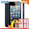 白ロム au iPhone5 LTE 32GB-CDMA ME041J/A ブラック[中古Bランク]【当社1ヶ月間保証】 スマホ 中古 本体 送料無料【中古】 【 携帯少年 】