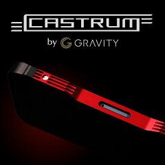 【入荷済】多数のメディアで取り上げられる話題の高品質アルミバンパー「GRAVITY CASTRUM」が遂...