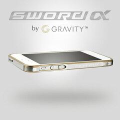 5日間限定ポイント10倍!iPhone6版予約開始!【iPhone5 ケース iphone5 バンパー】GRAVITY SWORDα(グラビティー ソードアルファ)/到着後のレビューで送料無料/iphone6 バンパー アルミ/アイフォン6 バンパー/アイフォン6 ケース/iPhone6 ケース/アルミバンパー