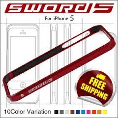 【入荷済み!】前作2000台以上の売り上げたiPhoneバンパー「SWORD」のiPhone5版発売開始!【iPh...