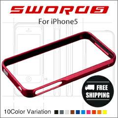 【入荷!】前作2000台以上の売り上げたiPhoneバンパー「SWORD」のiPhone5版発売開始!【iPhone5...
