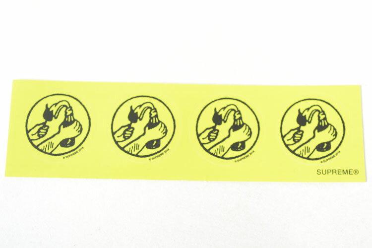 バッグ・小物・ブランド雑貨, その他 Supreme Molotov Mini Sticker Sheet