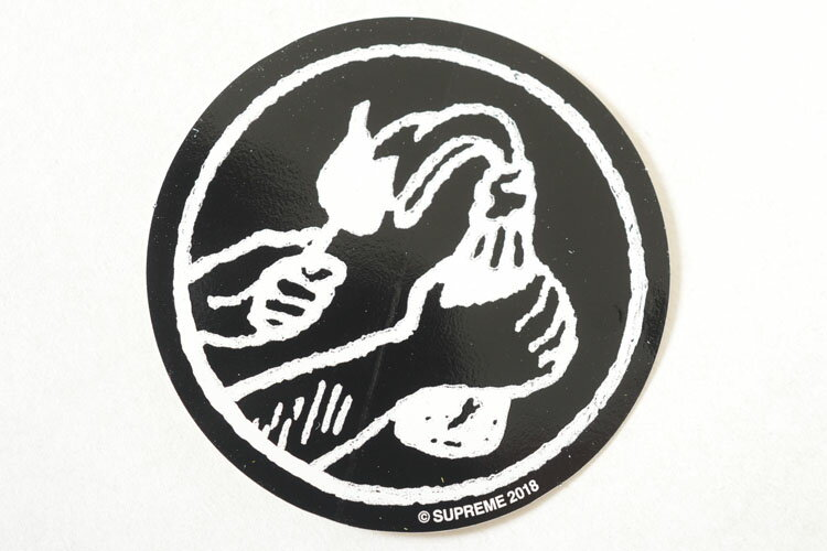 バッグ・小物・ブランド雑貨, その他 Supreme Molotov Sticker