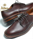 【送料無料】ALDEN Unlined Dover in Brown Chromexcel 2...