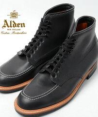 不朽の名作!アメリカシューズ界トップブランド!!Alden Men's Indy Boot High Top Blucher Wo...