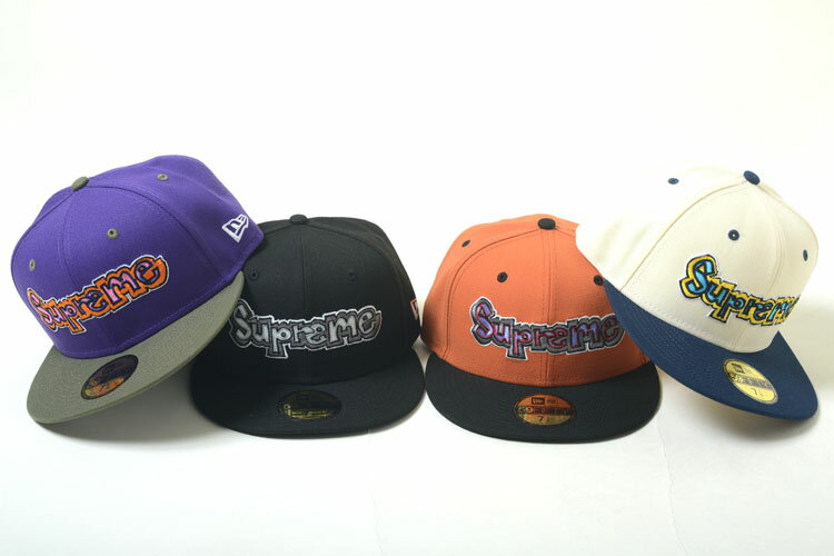メンズ帽子, キャップ Supreme Gonz logo new era 5