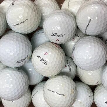 【中古】TITLEIST PRO V1x 2015年モデル 30球【Bランク】【ロストボール】