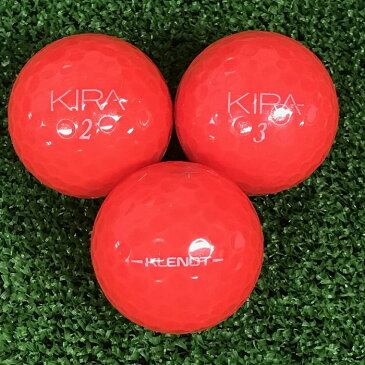 【中古】kasco KIRA KLENOT 2014年モデル ルビー 12球【Aランク】【ロストボール】