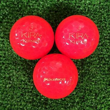【中古】kasco KIRA KLENOT 2011年モデル ルビー 12球【Aランク】【ロストボール】