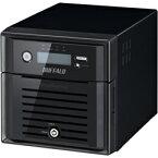 ★TS5200DN0402 バッファロー テラステーション 管理者・RAID機能搭載 2ドライブNAS 4TB tzs