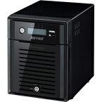 ★TS5400DN1604 バッファロー テラステーション 管理者・RAID機能搭載 4ドライブNAS 16TB tzs