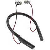 ★MOMENTUM In-Ear Wireless ゼンハイザー カナル型ワイヤレスイヤホン NFC・Bluetooth対応/aptX/ネックバンド式 ブラック M2 I (分類:イヤホン・ヘッドホン)too