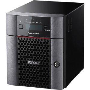 ★TS5410DN1604 バッファロー TeraStation 4ドライブNAS 16TB 10GbE標準搭載 (分類:ストレージデバイス) too