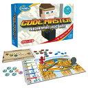 コードマスター CODE MASTER 正規輸入品コードの考え方を学ぶ本当の プログラミング 問題解決能力が身につく!ThinkFun シンクファン 脳トレ 知育 玩具 ボードゲーム 子供 パズル おもちゃ 宅配便送料無料