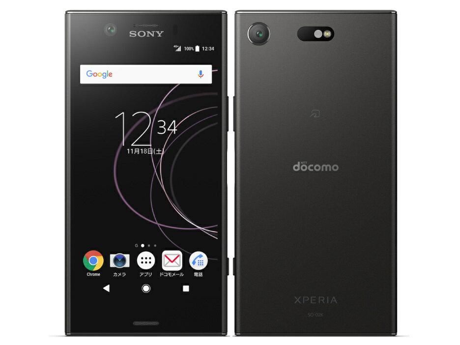 スマートフォン・タブレット, スマートフォン本体  docomo SO-02K C Xperia XZ1 Compact SONY