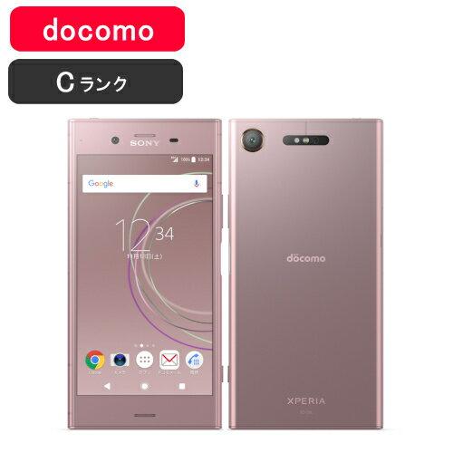 スマートフォン・タブレット, スマートフォン本体  docomo SO-01K C Xperia XZ1 SONY