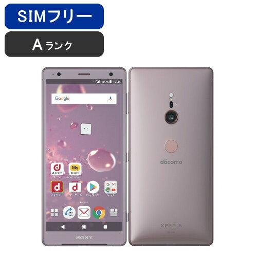 スマートフォン・タブレット, スマートフォン本体  SIM SO-03K A docomo Xperia XZ2 SONY