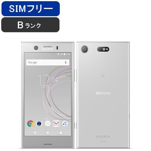 スマートフォン・タブレット, スマートフォン本体  SIM SO-02K B Xperia XZ1 Compact SONY