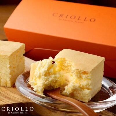 お取り寄せに最適!人気の CRIOLLO 幻のチーズケーキ