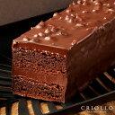 【チョコレートケーキ】 トレゾー・ナチュール 2〜3名様用【冷凍便】 ギフト チョコレート 生チョコケーキ お取り寄せグルメ 高級 かわいい お洒落 有名パティシエ 濃厚 美味しい ブランド スイーツ ギフト 御歳暮 お歳暮