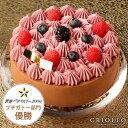 【チョコレートケーキ】ニルヴァナ 5号(直径15cm)約4〜6名様向け【冷凍便】