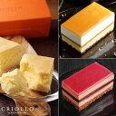 【セット】幻のチーズケーキ+ハーフケーキ2種(ガイア、ニルヴァナ)【冷凍便】▲▲