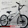 BMX ストリート 自転車 20インチ BMX 街乗り ペグ ジャイロ BMX ハンドル【送料無料】但し沖縄・離島は除く