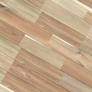 無垢フローリング「アカシア」ユニ90mm幅無塗装|ラスティックグレード