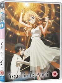四月は君の嘘 コンプリート DVD BOX2 (12-22話) アニメ 君嘘 輸入版 DVD
