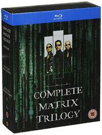 The Matrix Trilogy Blu-ray マトリックス トリロジー コンプリート トリロジー ブルーレイ  輸入盤