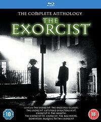 エクソシストコンプリートシリーズ完全収録(708分)Blu-ray輸入盤TheExorcistCompleteAnthology
