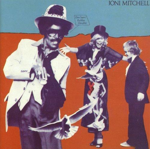 ロック・ポップス, その他 Joni Mitchell Don Juans Reckless Daughter CD
