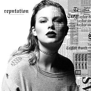 Taylor Swift テイラースウィフト Reputation CD 輸入盤
