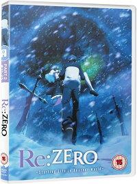 Re:ゼロから始める異世界生活 コンプリート DVD 2期 (13-25話 325分) リゼロ 長月達平 アニメ 輸入版