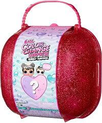 LOL サプライズ ! バブリー サプライズ ドール & ペット ピンク L.O.L. サプライズ ドール 人形